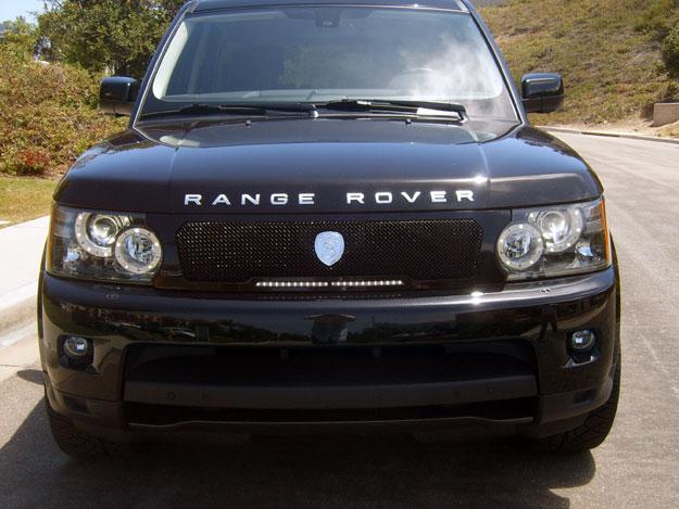 STRUT Range Rover LED Grill