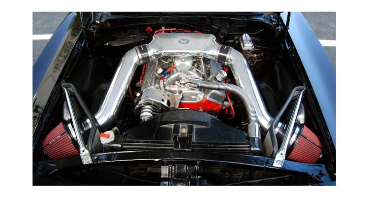 Gen 1 Camaro Cold-Ait Intake