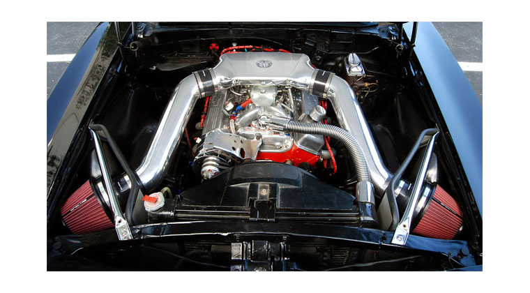 Ram Air Induction For Muscle Cars Motorator