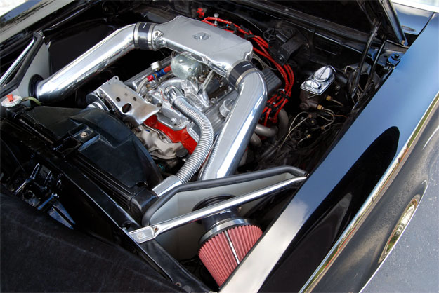 Camaro Cold-Air Intake