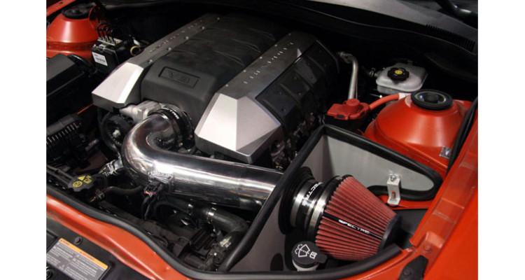 2010 Camaro Cold-Air Intake