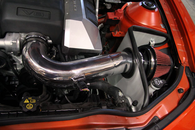 Spectre Gen 5 Camaro Cold-Air Intake