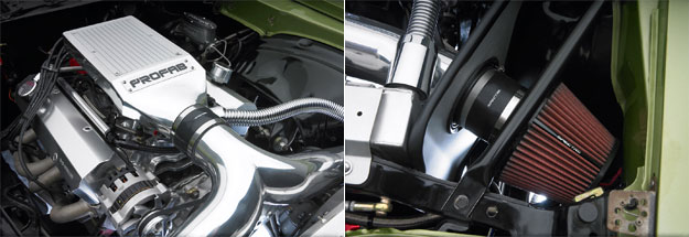 Modern Cold Air Induction For Classic Gm Muscle Cars