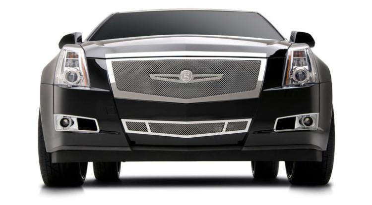 Cadillac CTS Strut Grill