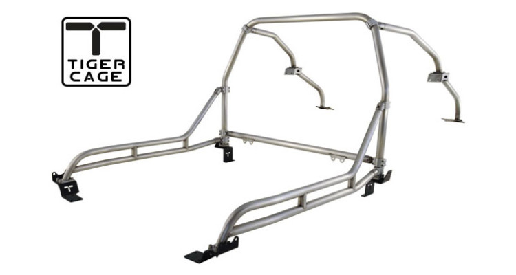 Ridetech Muscle Car Roll Cage Kit