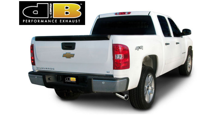 Chevy Trucks Performance Exhaust