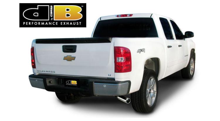 Chevy Trucks Performance Exhaust