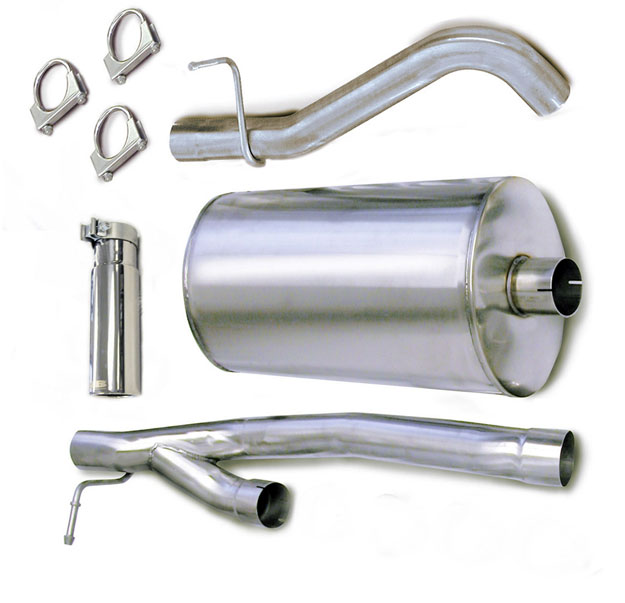 dB PErformance Exhaust for Chevrolet GM GMC Trucks