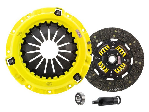 2005-2010 Toyota Tacoma Clutch Upgrade