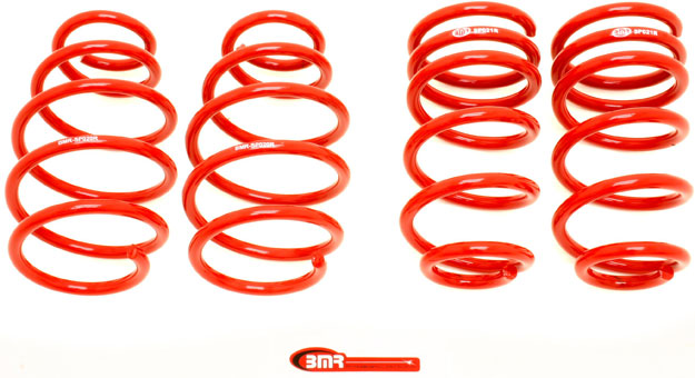 BMR Suspension Camaro Lowering Springs
