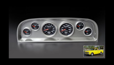 1960-1963 Chevy Truck Dash