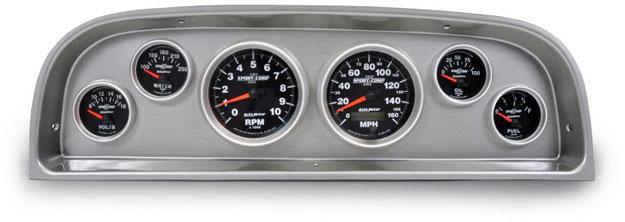 1960-1963 Chevrolet Truck Dash