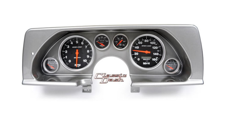 1990-1992 Camaro Dash