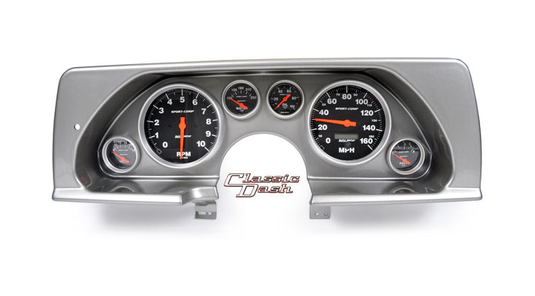 Dash Replacements for 64-66 Chevy Trucks and GM G-Body Cars
