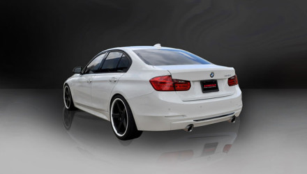 2012-2014 BMW 335i Cat-Back Exhaust
