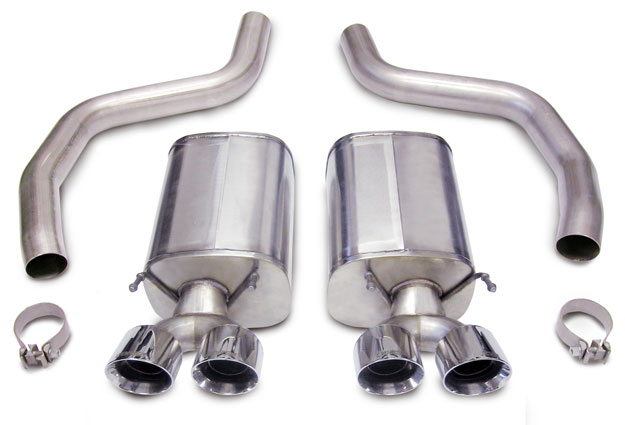 Corvette ZR1 Cat-Back Performance Exhaust