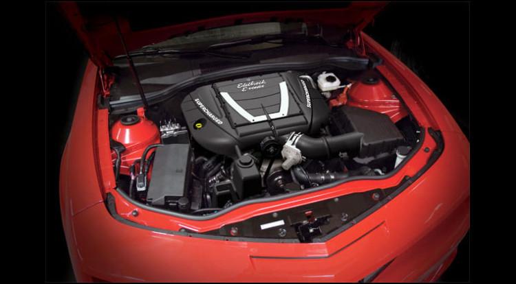 Edelbrock 2010-2014 Camaro Supercharger