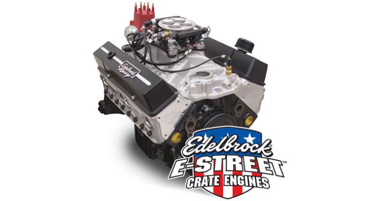 Edelbrock E-Street EFI Crate Engine