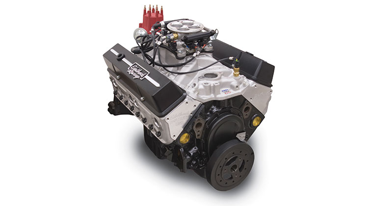 Fuel Injected Small Block Chevy Crate Engine