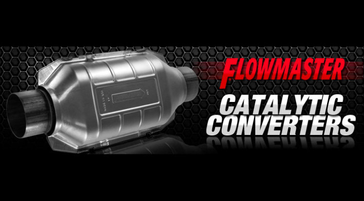 Flowmaster 49-State Universal Catalytic Converters