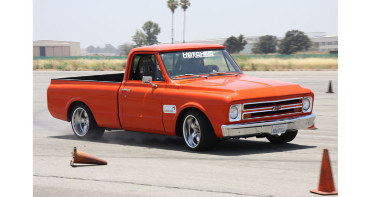 Hotchkis C10 Chevy Truck Performance Suspension