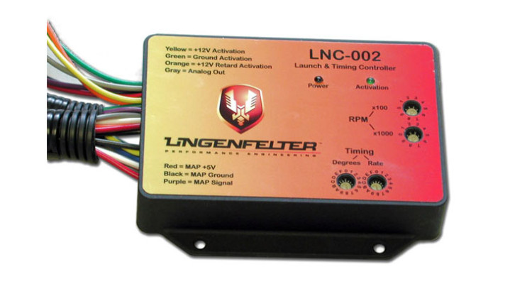 Lingenfelter LS Launch Controller