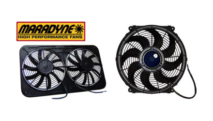 Maradyne Electric Cooling Fan
