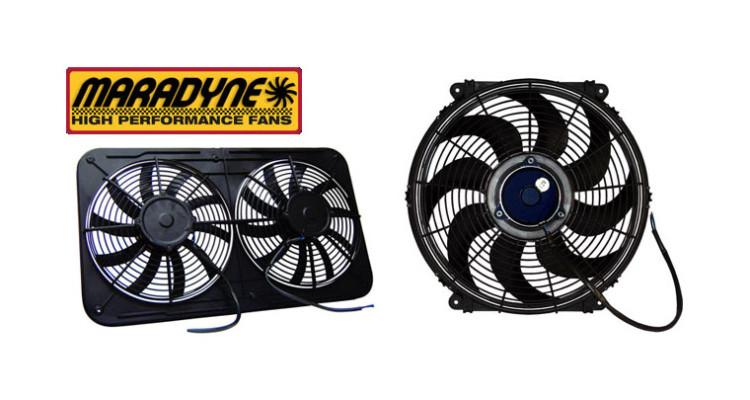 Maradyne Electric Cooling Fan