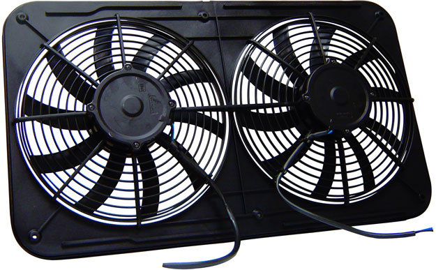 Electric Cooling Fan Upgrade