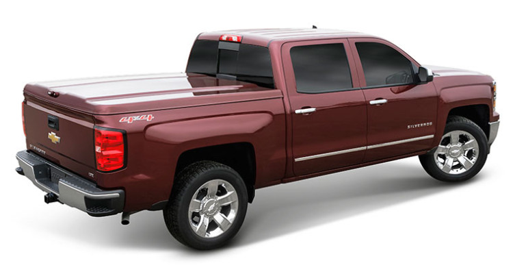 A.R.E. 2014 Chevy Silverado and GMC Sierra Tonneau