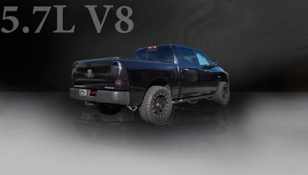 Dodge Ram 1500 Corsa Performance Exhaust