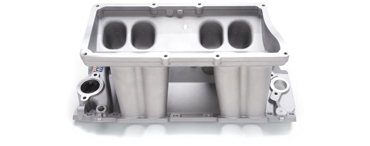 Big Block Chevy Tunnel Ram Manifold