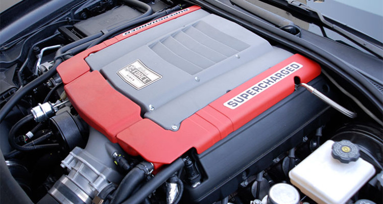 Corvette C7 Edelbrock Supercharger