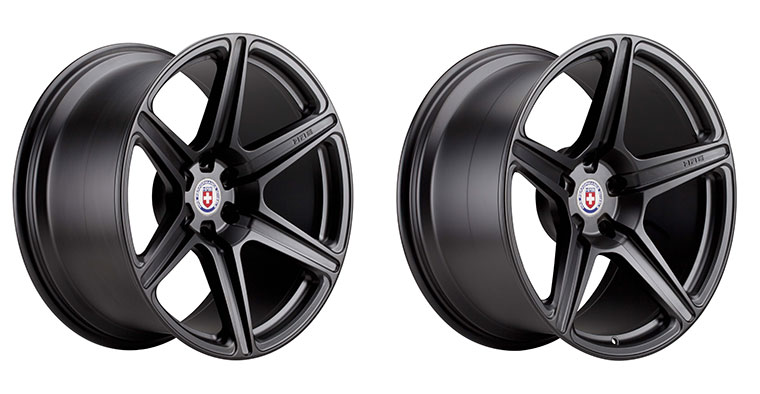 HRE TR45 and TR46 Wheels