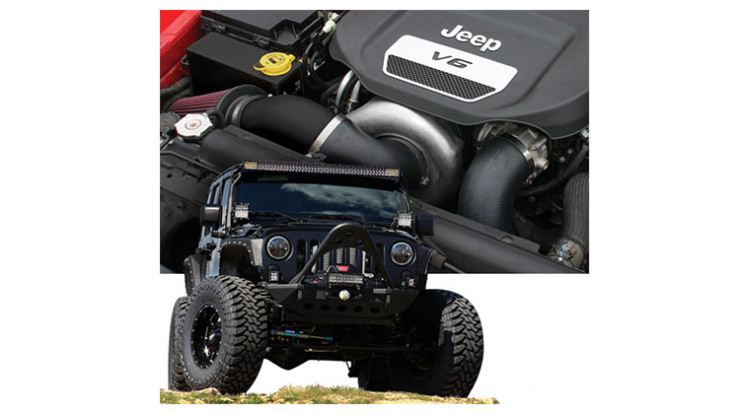 2012-2014 Jeep Supercharger Kit