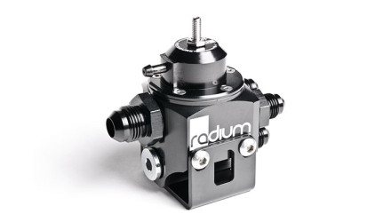 Radium Engineering Adjustable Fuel Pressure Regulator