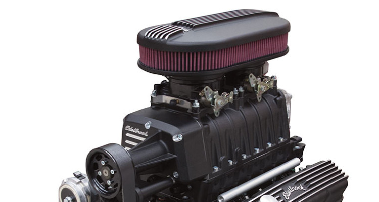 Edelbrock E-Force Positive Displacement Superchargers for Small Block Chevy