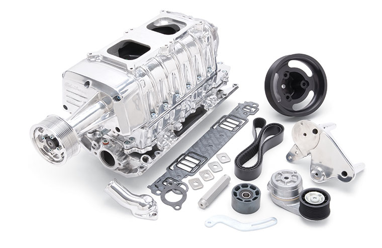 Edelbrock E-Force Superchargers for Small Block Chevy