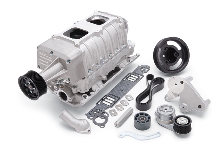 Edelbrock Carburetor Chevy Supercharger