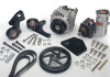 KRC Power 6-rib serpentine pulley kit for LS engines
