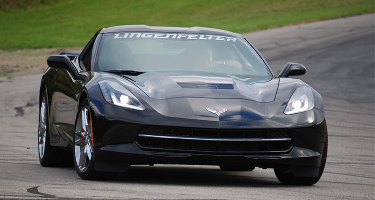 Lingenfelter 2014 Corvette Stingray