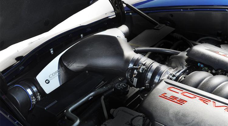 Corsa C6 Corvette Cold-Air Intake