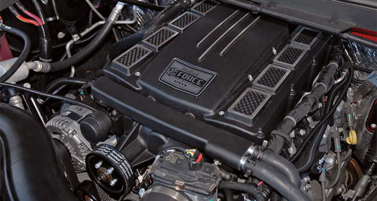 Edelbrock E-Force Supercharger Kits for 2014 GM Trucks