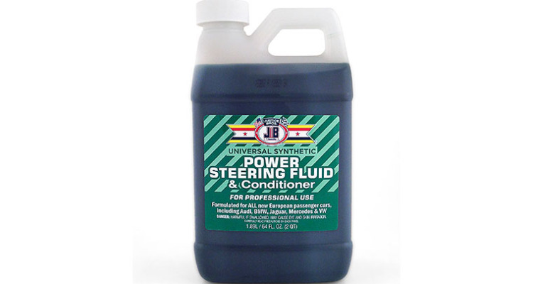Justice Brothers Universal Synthetic Power Steering Fluid and Conditioner
