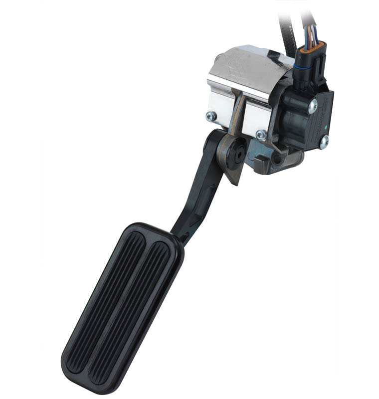 Aftermarket Hot Rod Drive-by-wire gas pedal