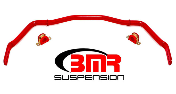 BMR Suspension Adjustable Front Sway Bar for S197 Ford Mustang