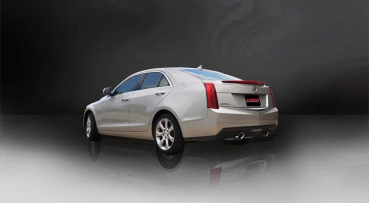 Corsa Performance Exhaust for Cadillac ATS