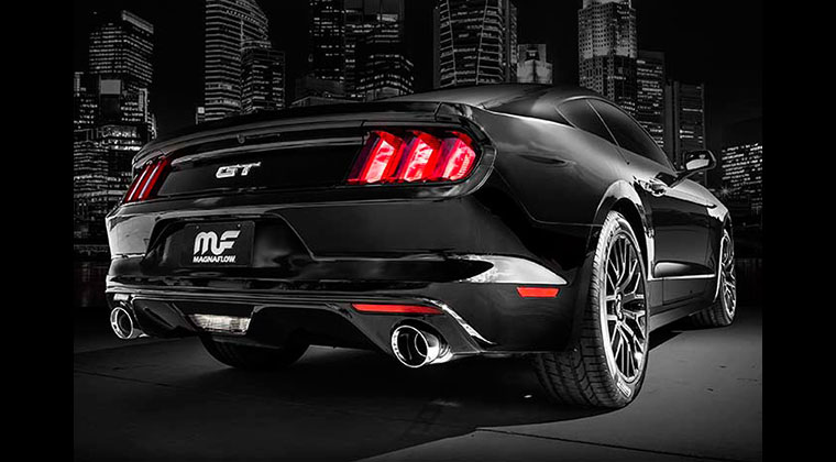 MagnaFlow Cat-Back Performance Exhaust for the 2016 Ford