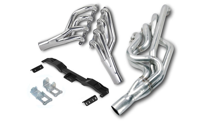Hooker LS Swap Headers and Mounts for 2nd-Gen F-Bodies