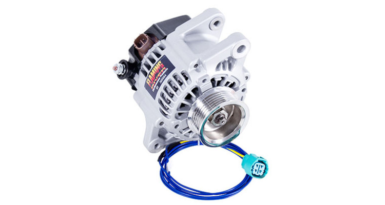 Flaming River Racing Alternators